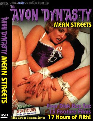 Avon Boxset Mean Streets