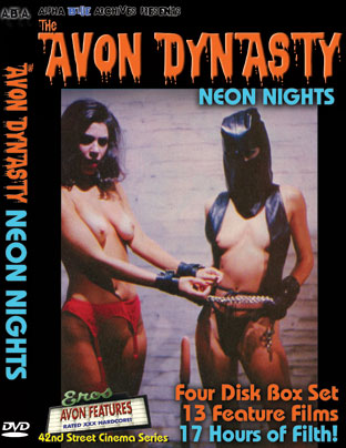Avon Boxset Neon Nights